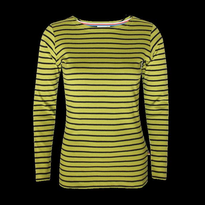 BretonStripe-LadyShirt-16-lime-navy