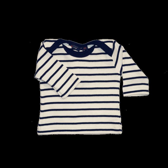 BretonStripe-classic-shirt-newborn-2-natural-navy