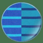 Two Colors Cobalt Aqua