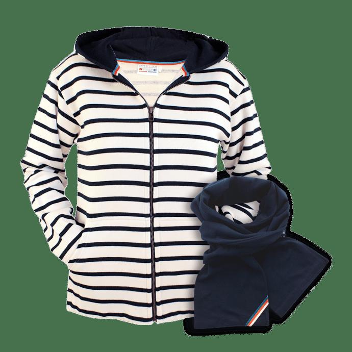 BretonStripe-Combi-hoody-02-natural-navy-Scarf-60