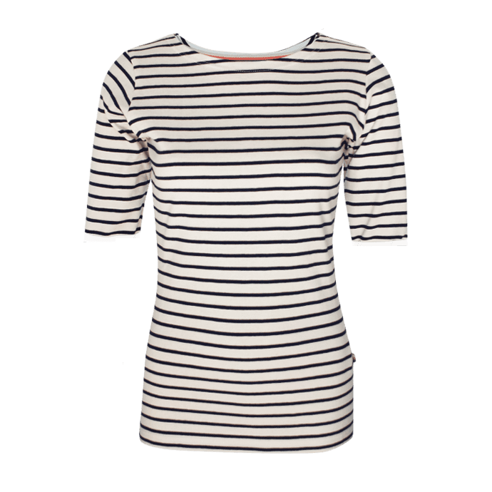 BretonStripe-LadyShirt-three quarter 02-natural-navy